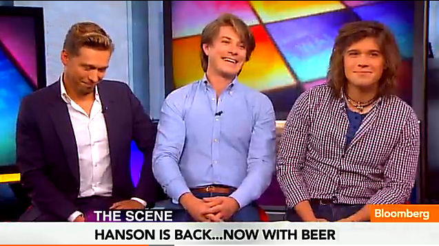 Hanson Brothers: Now We're Making Craft Beer