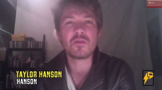 Hanson Interview - Taylor Hanson Talks About Beer