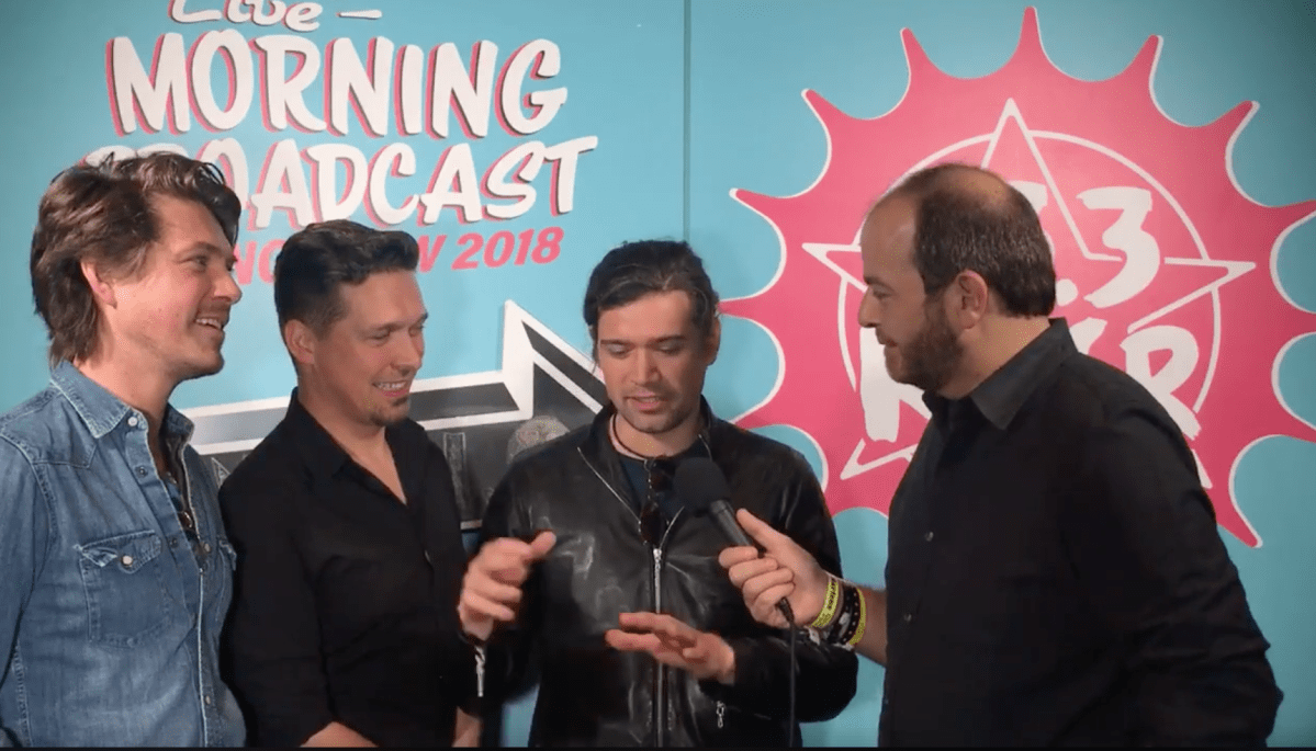SXSW 2018 with Hanson (but they weren't really there)