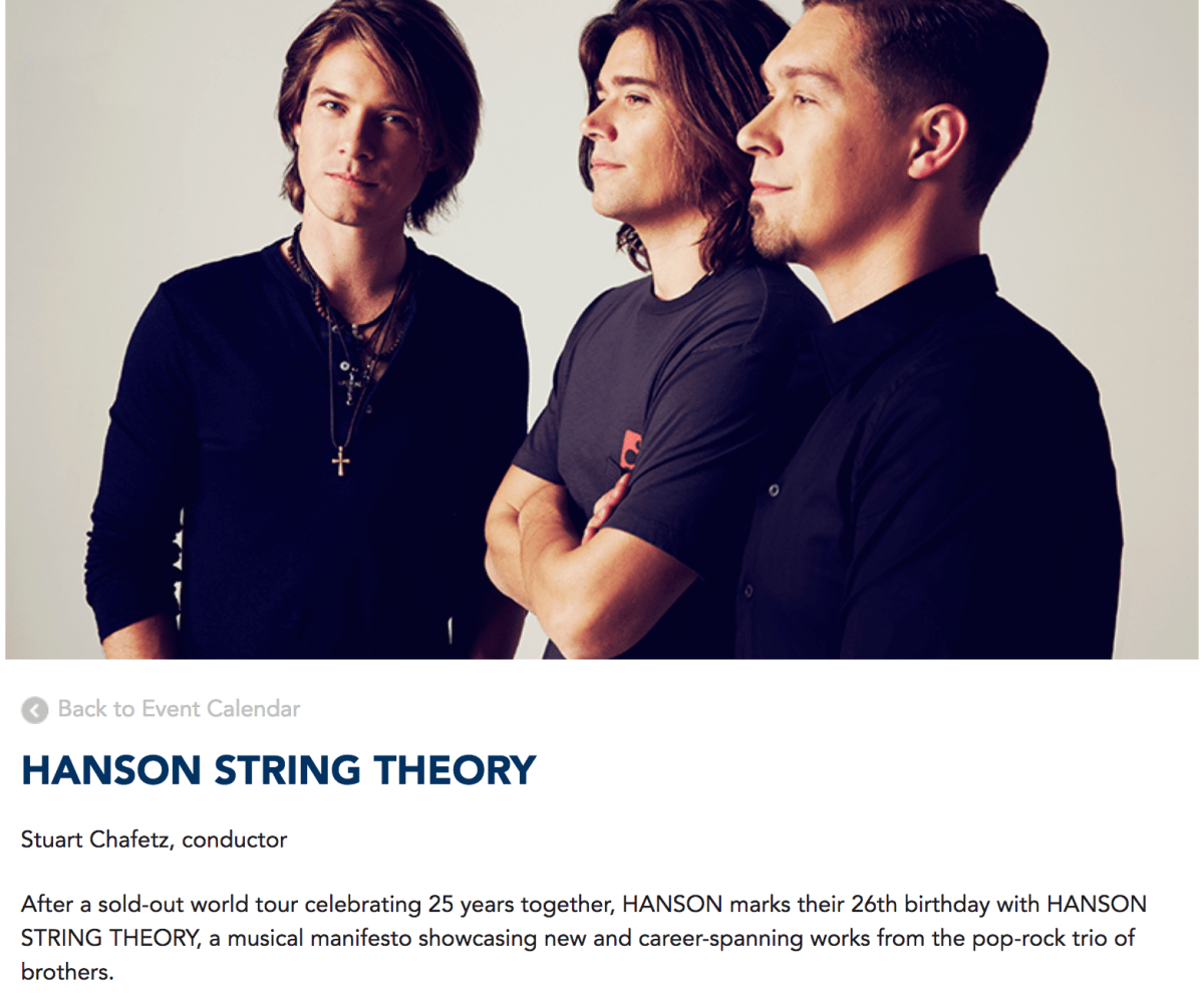 String Theory Debuts in Columbus
