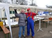 Super Armin und Super Mario