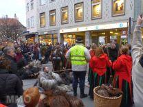 Perchtenlauf Marienplatz 12-2014 - 03