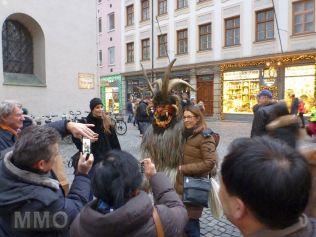 Perchtenlauf Marienplatz 12-2014 - 07