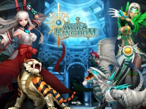 Best Free Anime MMORPG and MMO Games List  2018  Aura Kingdom 2