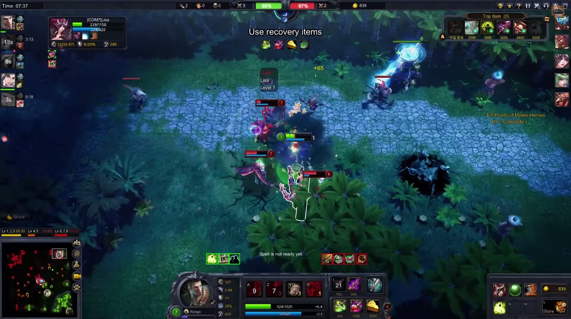 Chaos Heroes Online Review And Download