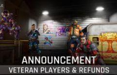 O ciclo de reembolso de todas as compras de 2021 como versão original do jogo é encerrado