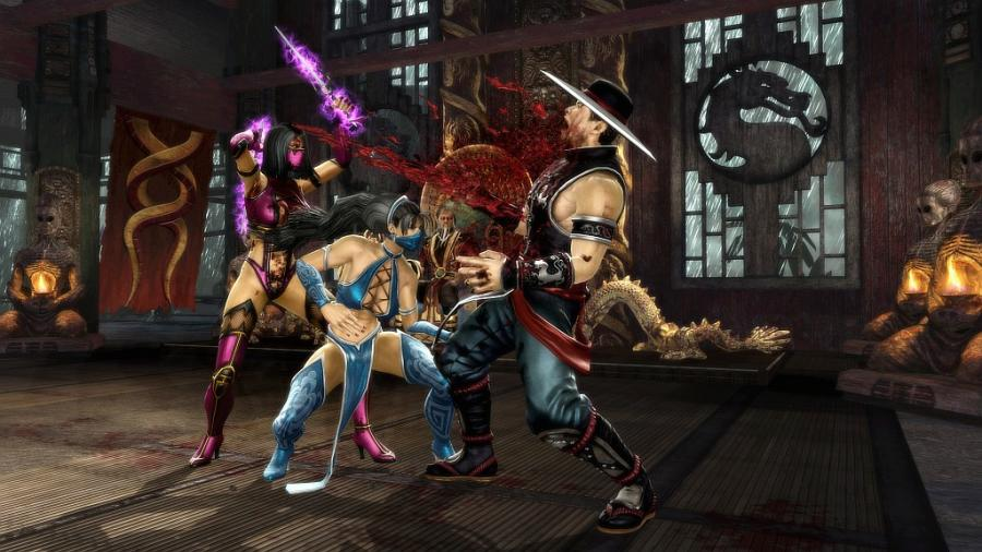 Buy Mortal Kombat Komplete Edition MK Key MMOGA