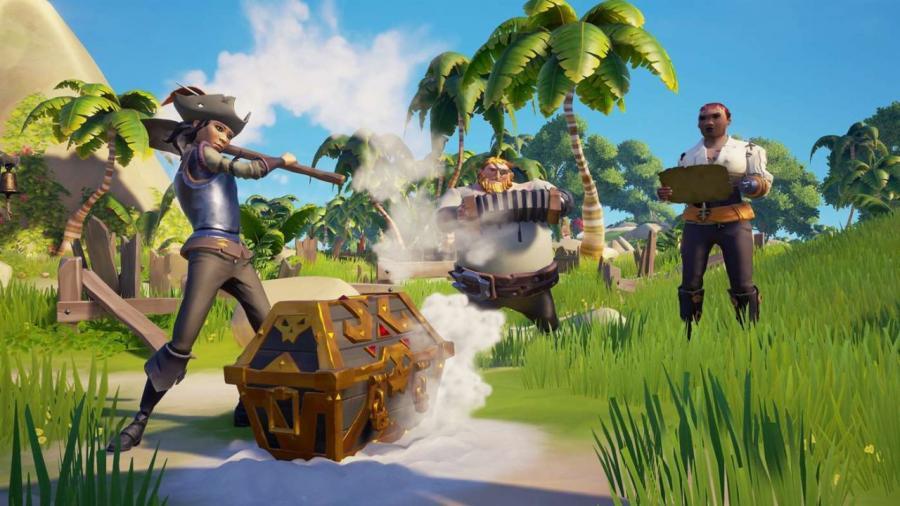 Sea Of Thieves Beta Key Xbox One Windows 10 MMOGA