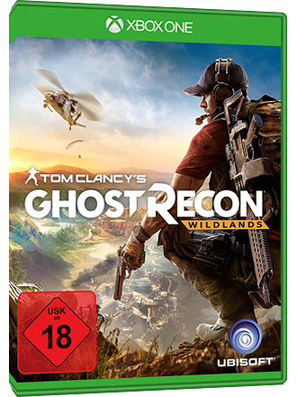 Ghost Recon Wildlands Xbox One Cdigo De Descarga MMOGA