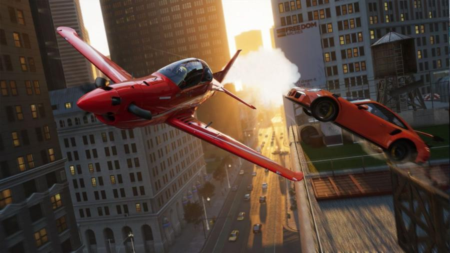 The Crew 2 Xbox One Cdigo De Descarga MMOGA