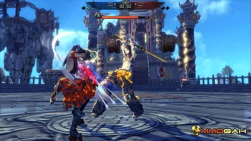 Pvp In Blade And Soul
