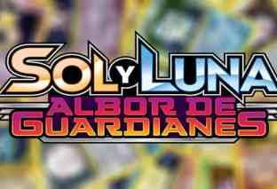 Pokémon Sol y Luna: Albor de Guardianes disponible el 5 de mayo