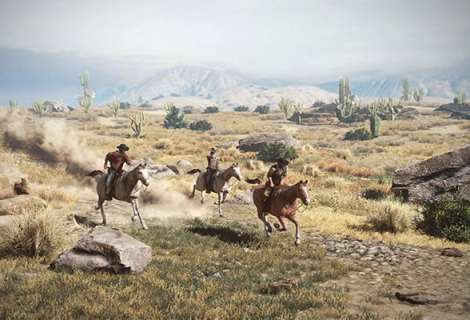 Wild West Online - Nuevos vídeos gameplay con mecánicas del juego
