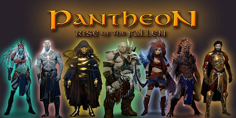 Pantheon Rise Of The Fallen Nuevo Triler