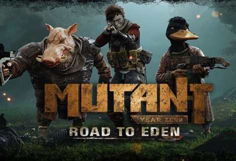 Análisis [Preview] Mutant Year Zero: Road to Eden
