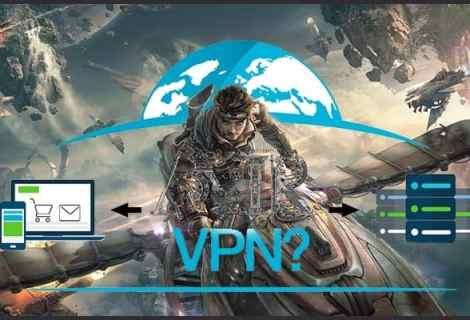 VPN para jugar a Ascent: Infinite Realm (A:IR)