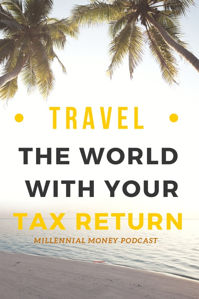 The IRS reports that the average tax return this year will be $3,053. That means it's time to get out and explore. There has never been a better time to travel than now, and we've got 10 International locations that are offering trips for under $3,000 per couple.