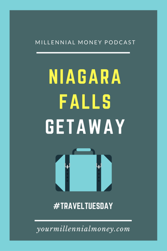 Niagara Falls is a hot millennial destination that's not only affordable, but has so many different activities to explore.