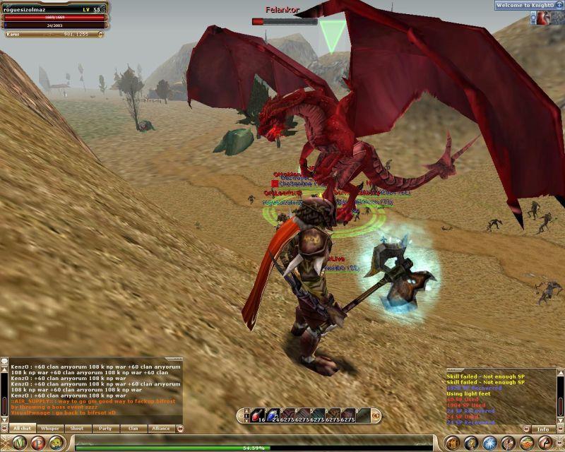 Images De Knight Online Screenshots MMORPGfr