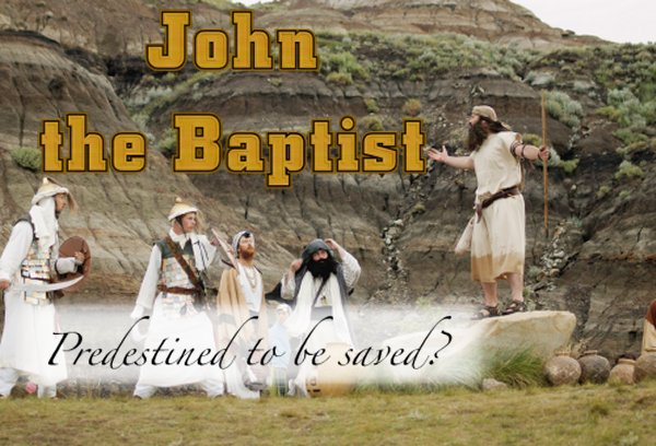 John the Baptist on The Giving blog by Cheryl Schatz