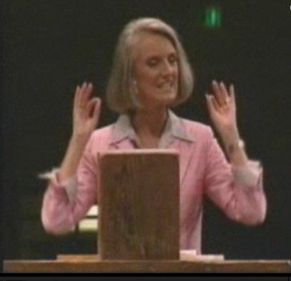 Anne Graham Lotz on Women in Ministry by Cheryl Schatz