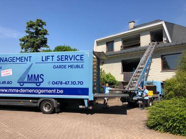 location camions déménagement