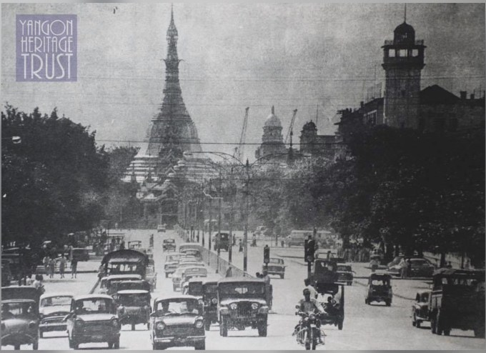 Famed well in Yangon lost to time   The Myanmar Times