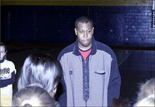 Olympian Gold Medalist Lamont Smith 4x400m 44.01