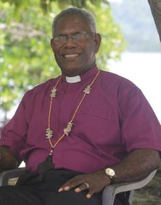 Archbishop George Takeli