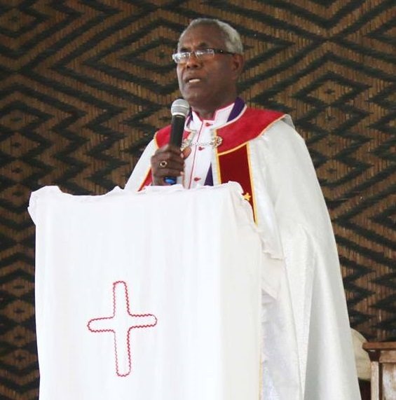Archbishop Retires