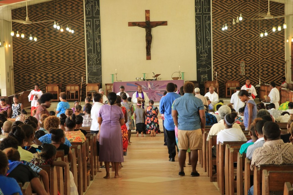 Fr Nigel Kelaepa, Mission Secretary at the Anglican Church of Melanesia, in his series of bible lessons - Your Faith & You