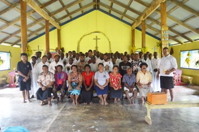 Diocese of Ysabel Evangelism and Intentional Discipleship