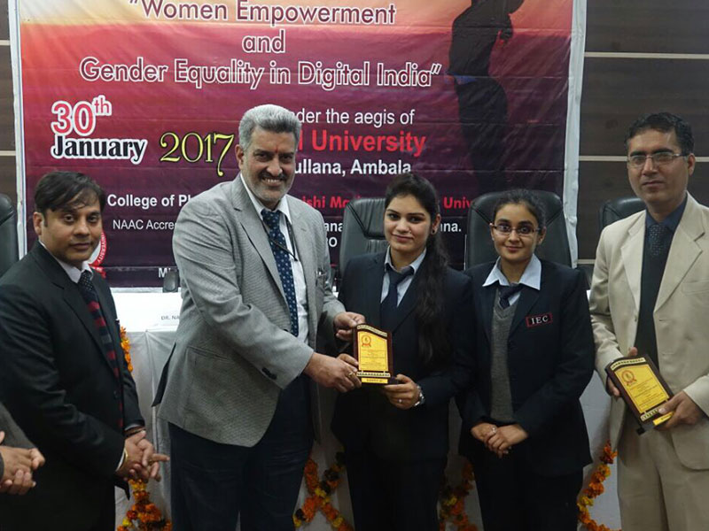 Women Empowerment and Gender Equality in Digital India