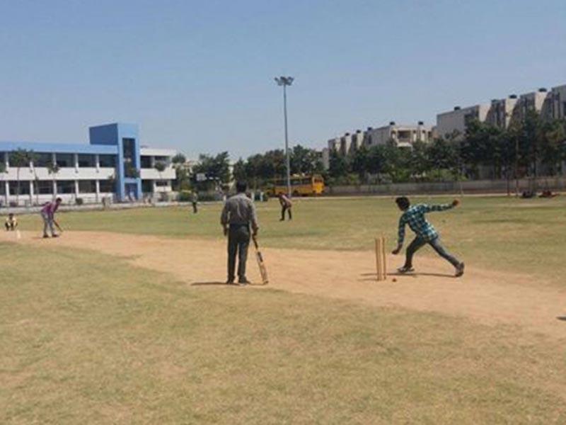 Faculty Cricket Match(Physics & Chemistry)