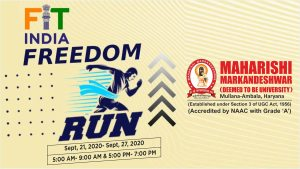 Fit-India Freedom Run