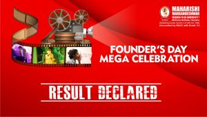 Founder's Day Mega Celebration Results of Competitive Events