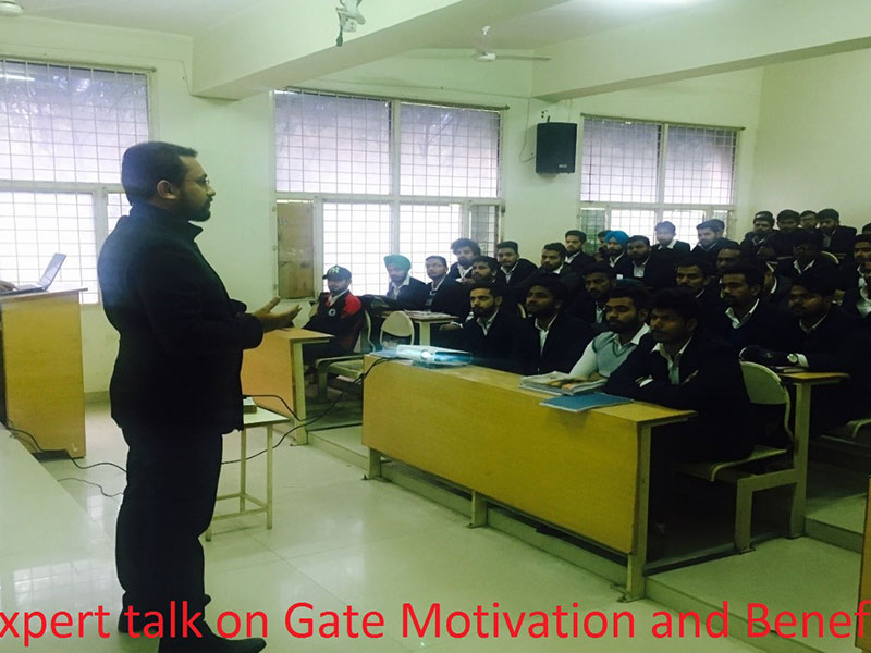 Gate Motivation and Benefits