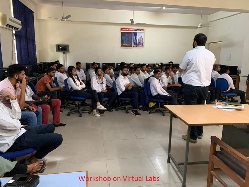 Virtual Labs, An MHRD Government of India Initiative