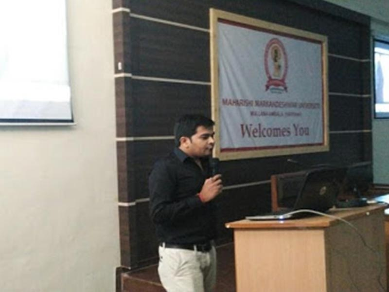 Cyber Security Awareness program & 1-day workshop on Cybersecurity