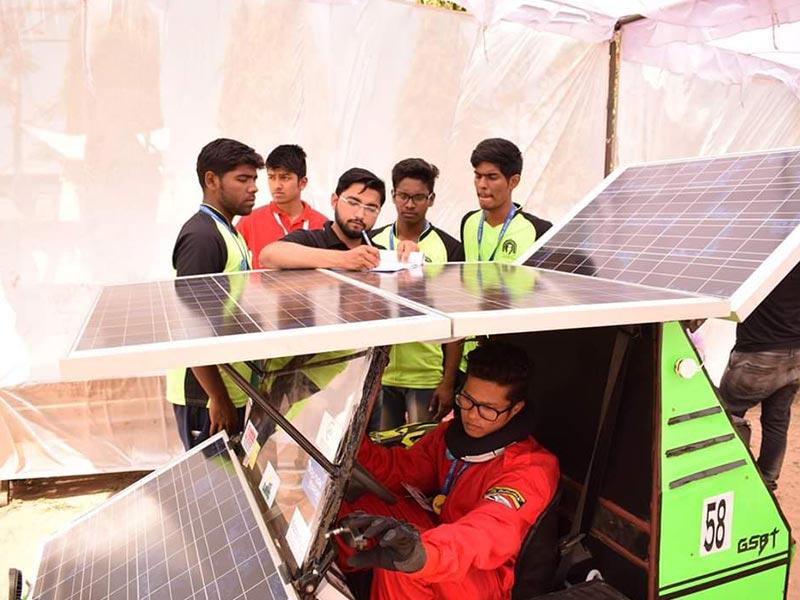 Indian Solar Vehicle Championship (ISVC)