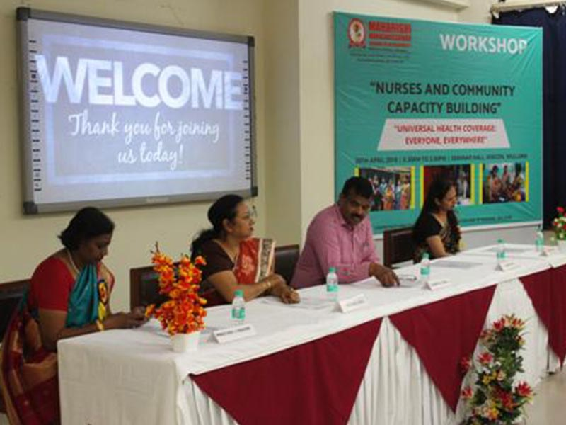 Nurses and Community Capacity Building