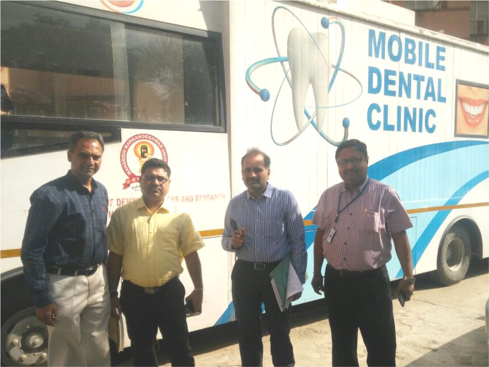 Mobile Dental Unit Van - Fully equipped mobile dental van capable of handling, transportation and delivering public and health services in rural and special areas.