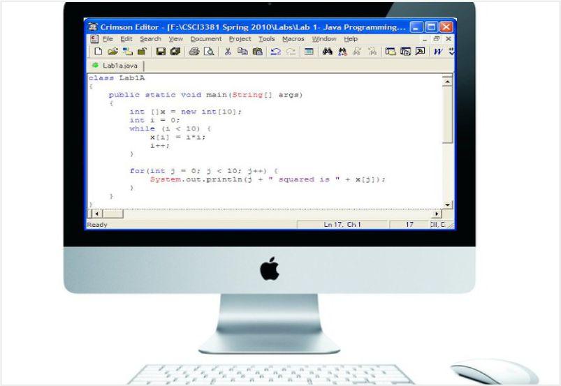 Java Programming Lab