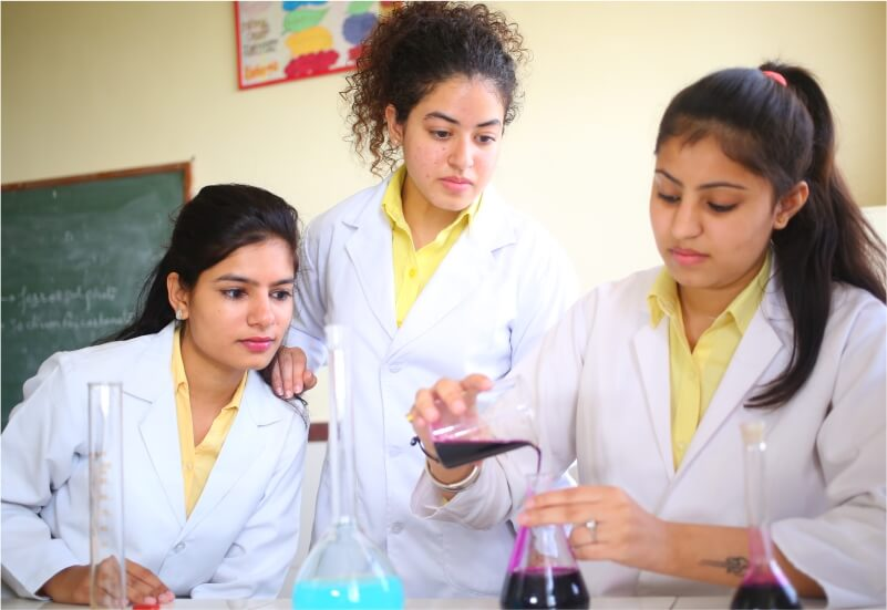 Pharmacology - Experimental Lab