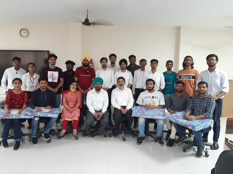 Farewell party of CSE department clubs