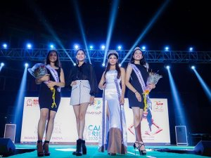 Miss India Campus Princess Auditions