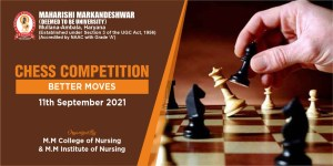 """Chess Competition """"Better Moves"""""""