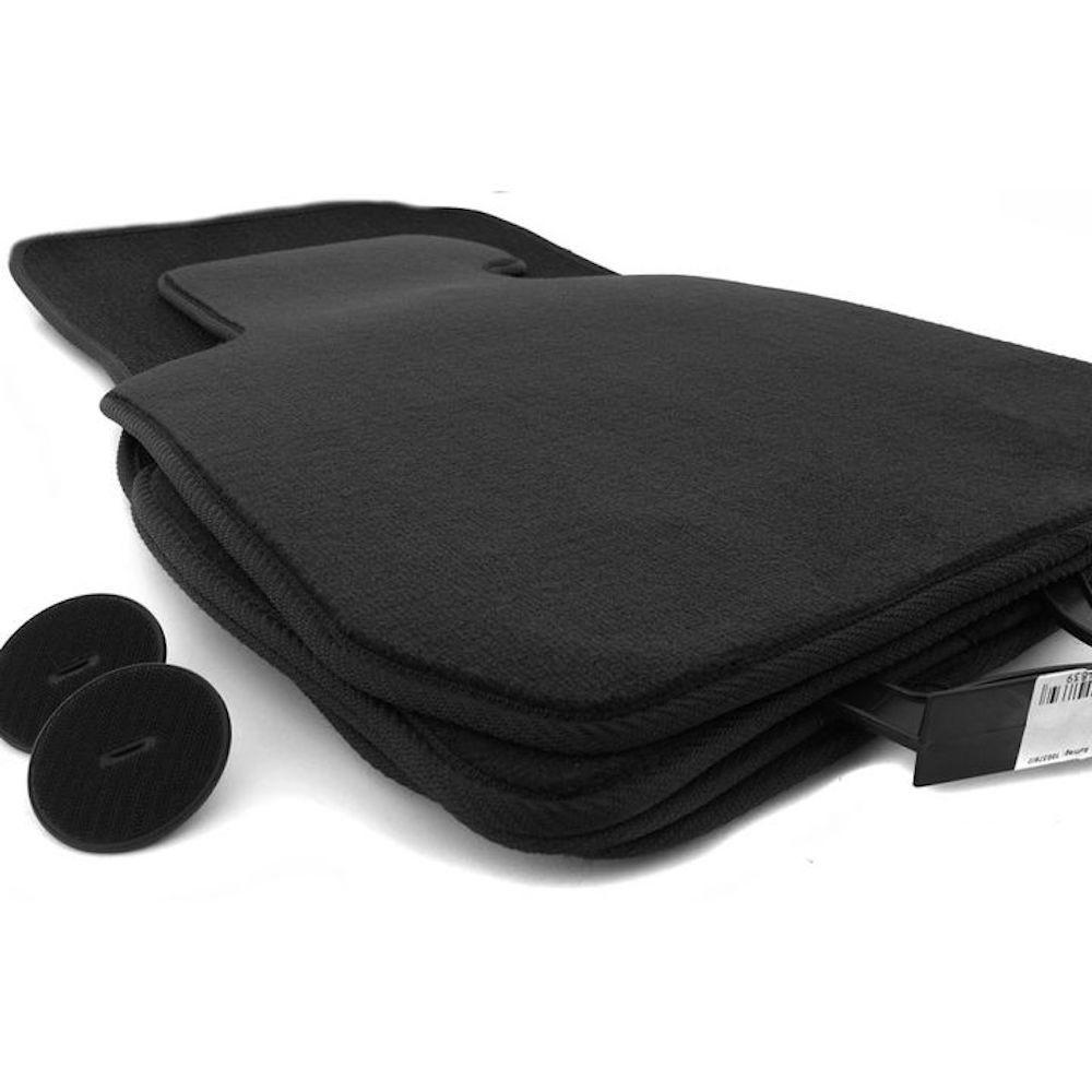 set tapis velours noir bmw serie 3 e90 e91 05 12