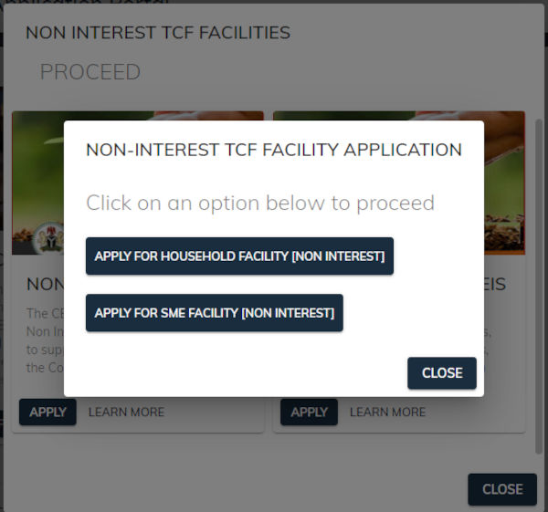 How To Apply For CBN NIRSAL Non Interest Facilities Loan 2 1