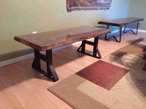 Minnesota Barnwood Table